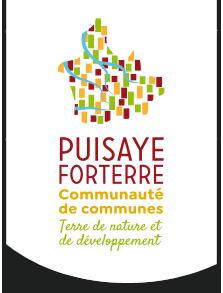 Pays de Puisaye Forterre Logo